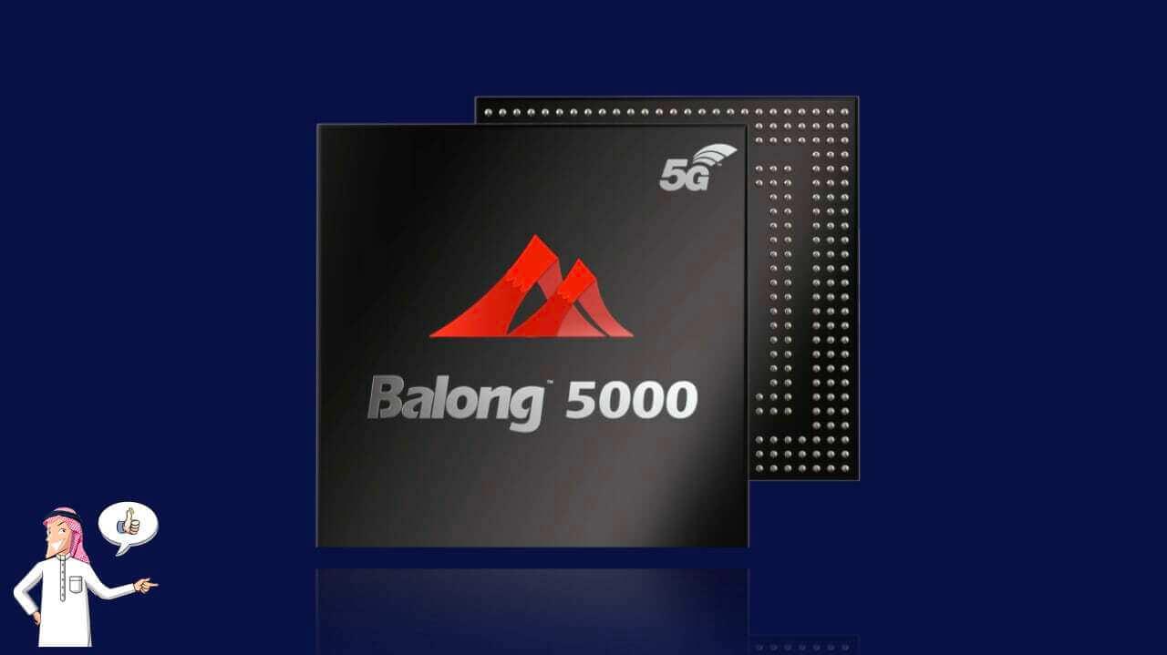 رقاقة القاعدي balong 5000